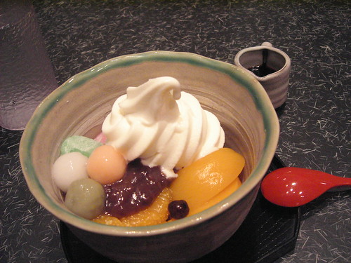 Dessert, Japanese style