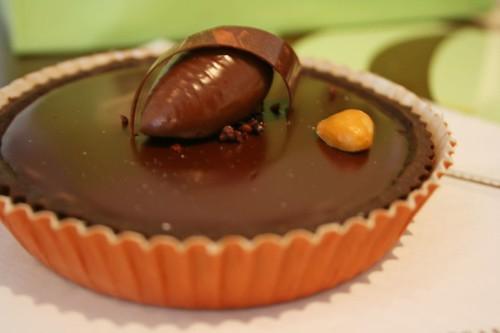Bouchon Bakery's Chocolate Tart