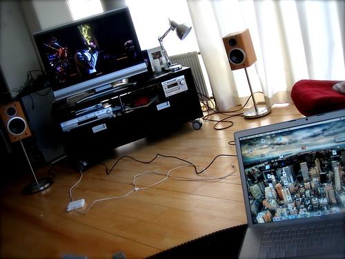 Tv De Lcd 32