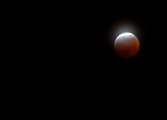 030307 Partial Lunar Eclipse (petervanallen) Tags: red moon night eclipse lunar moonshot partial lunareclipse 200mmlens flickrchallengegroup flickrchallengewinner