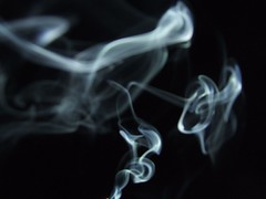 incense smoke against black background (Vanessa Pike-Russell) Tags: black night bestof background smoke mostinteresting portfolio popular incense 2007 fujifinepix myfaves artsmoke s5600