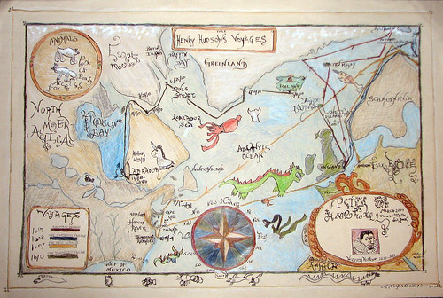 Peter's map