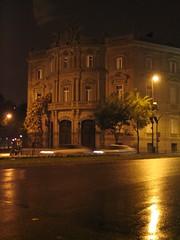 Casa de Amrica (tnarik) Tags: madrid night cibeles casadeamrica