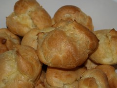 Brandteig (Windbeutel) (Lina Rukma) Tags: food cooking indonesia asian masak masakan kochen kue