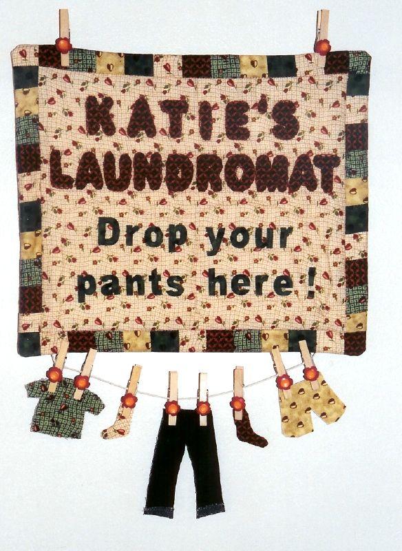 Katie's Laundromat