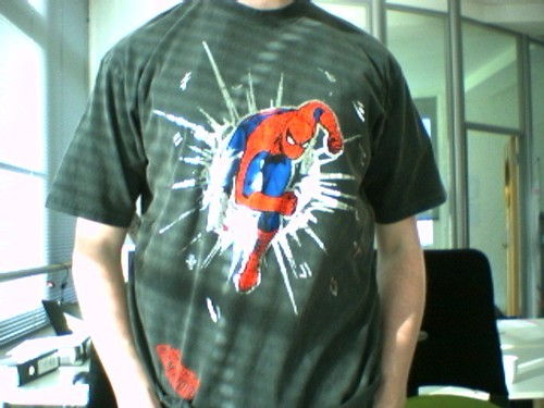 Day 145 - New t-shirt