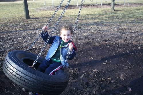 Swing With Me!