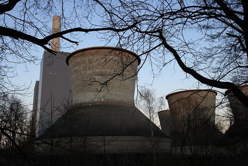 Kraftwerk Gebersdorf/Nürnberg