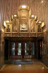 sinclair building entrance