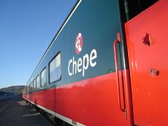 El Chepe train