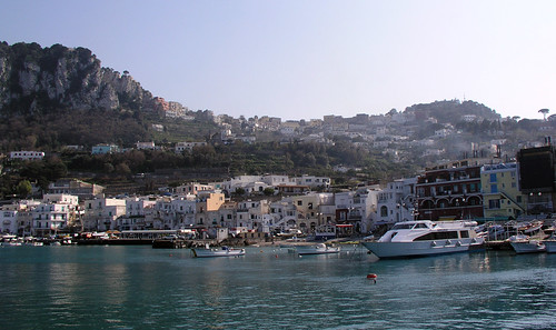capri's harbor