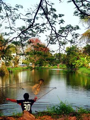 Pond  บ่อน้ำ