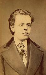 Unknown (~ Lone Wadi Archives ~) Tags: cartedevisite cdv portrait lostphoto foundphoto mysterious unknown retro 1870s 19thcentury victorian