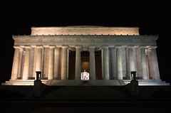 Lincoln Memorial (cjmata4) Tags: washingtondc washington travel adventure explore night longexposure winter fall autumn monument unitedstates usa capital capitalcity life nightlife beautiful