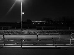 Tatsumi (MEG/TYO) Tags: tokyo japan blackandwhite bw night light tatsumi koto olympus xz10 street