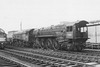 """Duke of Gloucester"" (4486Merlin) Tags: 71000 bw brstd8p462 dukeofgloucester exbr lnerclassa4 railways steam transport crewe cheshire unitedkingdom gbr 60026 milesbeevor creweworks"