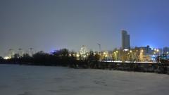 Another shore (Unicorn.mod) Tags: 2016 colors winter river city cityscape urbanlandscape landsape night manual manuallens canoneos6d samyang35mmf14asumc samyangmf35mmf14edasumcae