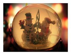 Bon Nadal! (Aviones Plateados) Tags: canon eos550d rebel t2i kissx4 christmas nadal navidad snowball snowglobe waterglobe snowstorm snowdome domo nieve bola boule neige schneekugel palladivetroconneve スノーグローブ noël natale weihnachten bonnadal feliznavidad merrychistmas katebush homeforchristmas
