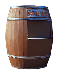 Root beer barrel, Minnesota State Fair