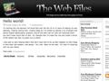 The Web Files