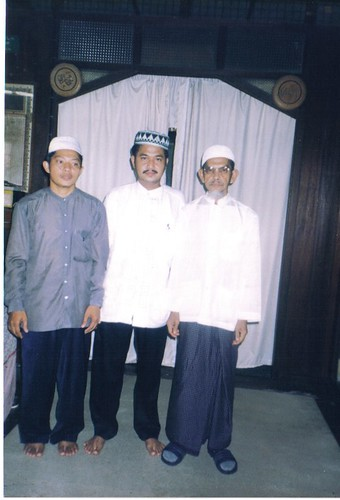 Ustaz Abdullah Hj.Salleh al-Qari. cucu Tok Kenali by Kang Mas Haji amin_pranotoprojo.