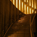 闇夜の階段