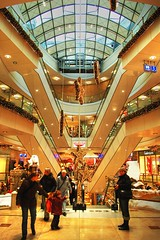 2006-12-03 All stars christmas shopping