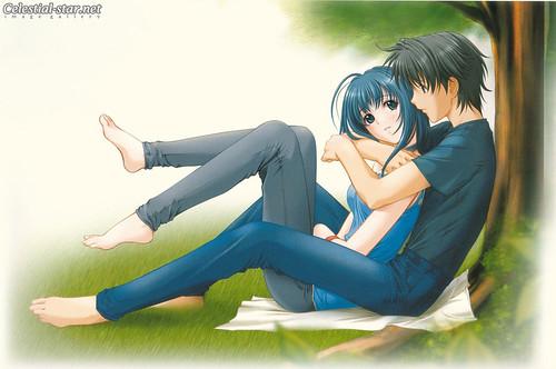 ~ romantic anime صور بنات انمي صور انيمي