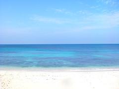 IMGP0025 (武蔵大学サイクリング部2001-2005) Tags: sea geotagged scenery miyakojima cyclememories1a nagamahama geo:lat=24728395 geo:lon=125240407 2006cyclolkyoudai miyakojimascenery