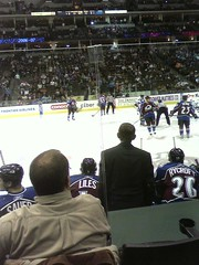 Avs Game ( What??  You wanted something clever?? ) Tags: coloradoavalanche mybirthdaypresent mybirthday2006 coloradoavalanchegame