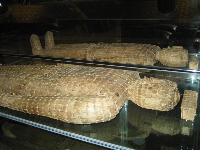 embalmed body photos
