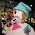 Snowman // Bonhomme de neige thumbnail