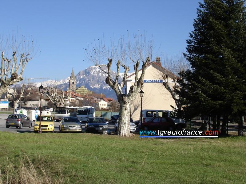 La gare de Chorges