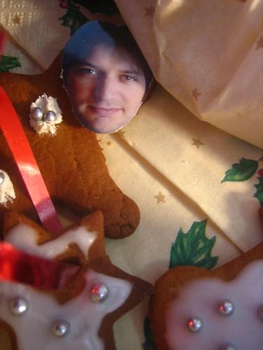 Disturbing gingerbread