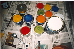 foi parar nas paredes (tati_roza) Tags: paint 1998 90s tintas gavea