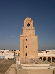 minaret of grand mosque, kairouan (elmina) Tags: minaret grandmosque karouan
