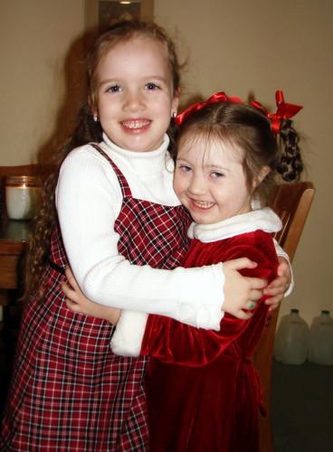 Emma Sage & Claudia