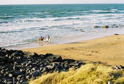 beach in clare