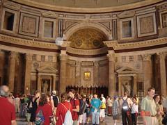 Dalam Pantheon, Rome, Italy