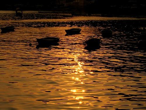 白沙灣之夕照 | sunset at Hebe Haven