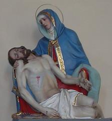 Pietà in Bruelisau, Appenzell
