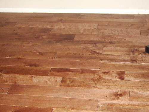 Wooden flooring price per square foot
