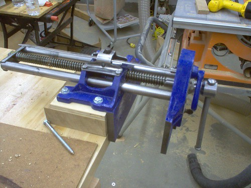 Back in Time #1: How I Built My Workbench a Story in ...