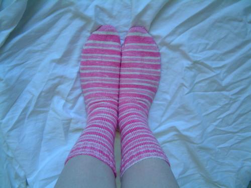 Plain Old Socks Yarntini Socks