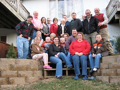 All of the Family! Except us. *SNIFF* (Cami & Matt) Tags: christmas grandma jason jeff paul kim jonathan mark gina tyler kathy connie kane hank collin kirk conner oakgrove trula kimina christisue elzene kayelee christylynn
