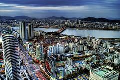 Brake Lights of Seoul - by Stuck in Customs