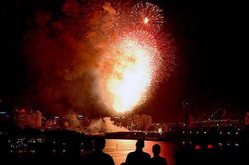 Sydney Fireworks 2007