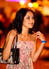 Looking Foward (Don Baird) Tags: orange girl smile yellow happy dress bokeh candid joy tan happiness fair mexican purse latin future dreams innocence latina pleasure latinamerican younglady instantfav top20bokeh