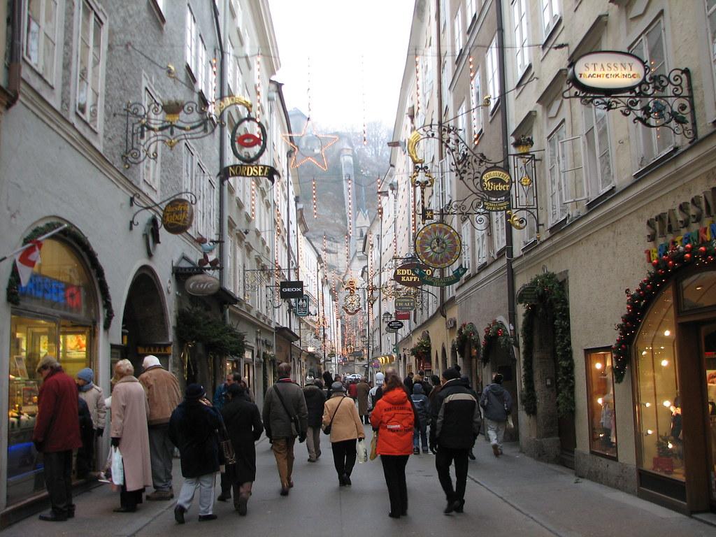 Hotels Near Salzburg Christmas Market