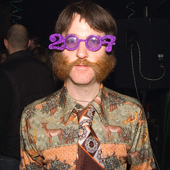DSC_7902 (dogseat) Tags: selfportrait me glasses sp newyears chops burners dogseat 2007 muttonchops flickr:user=dogseat